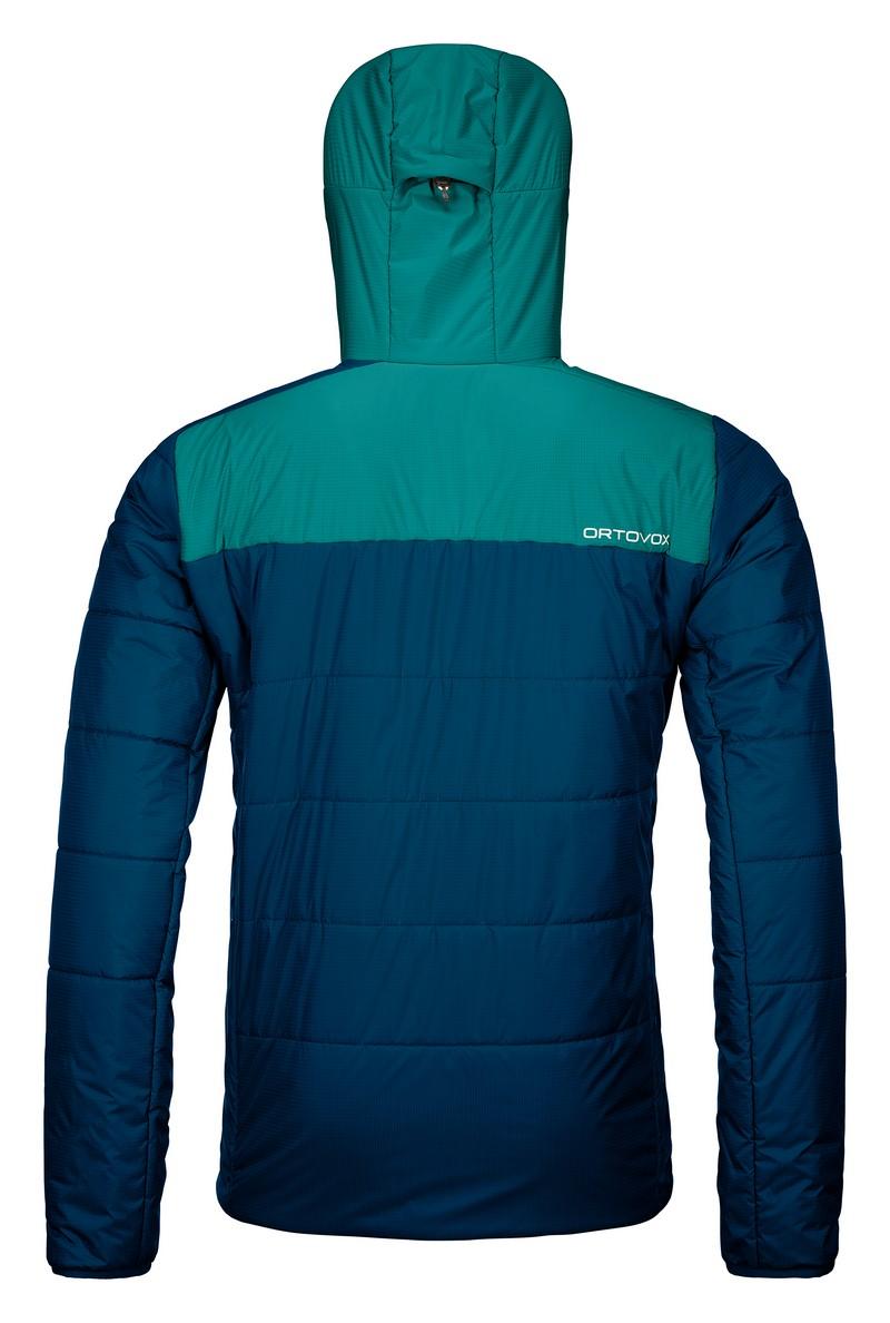 "Ortovox ""Swisswool Zinal Jacket M"" - petrol blue"