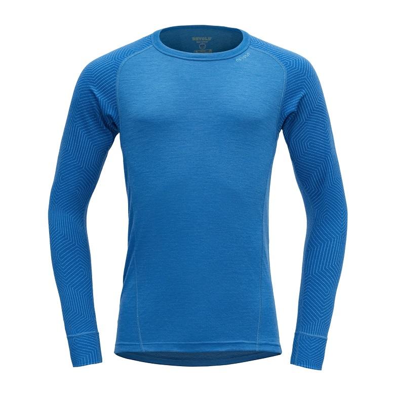 "Devold ""Duo Active Man Shirt"" - Skydiver"