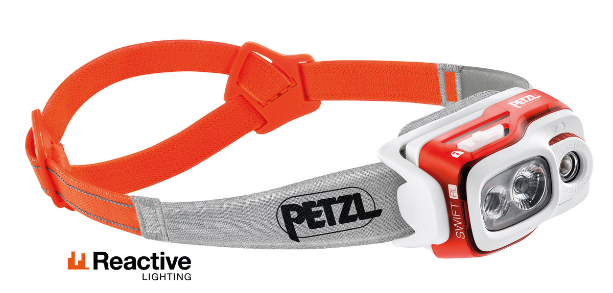 "Petzl ""Swift RL"" - Orange"