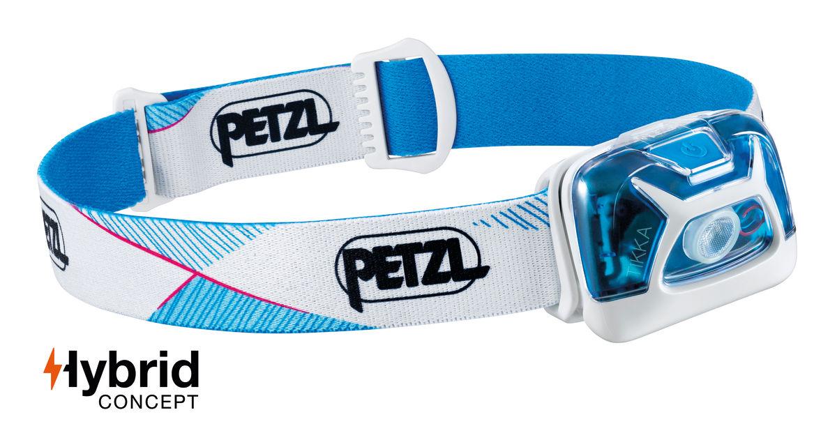 "Petzl ""Tikka"" - Blau"