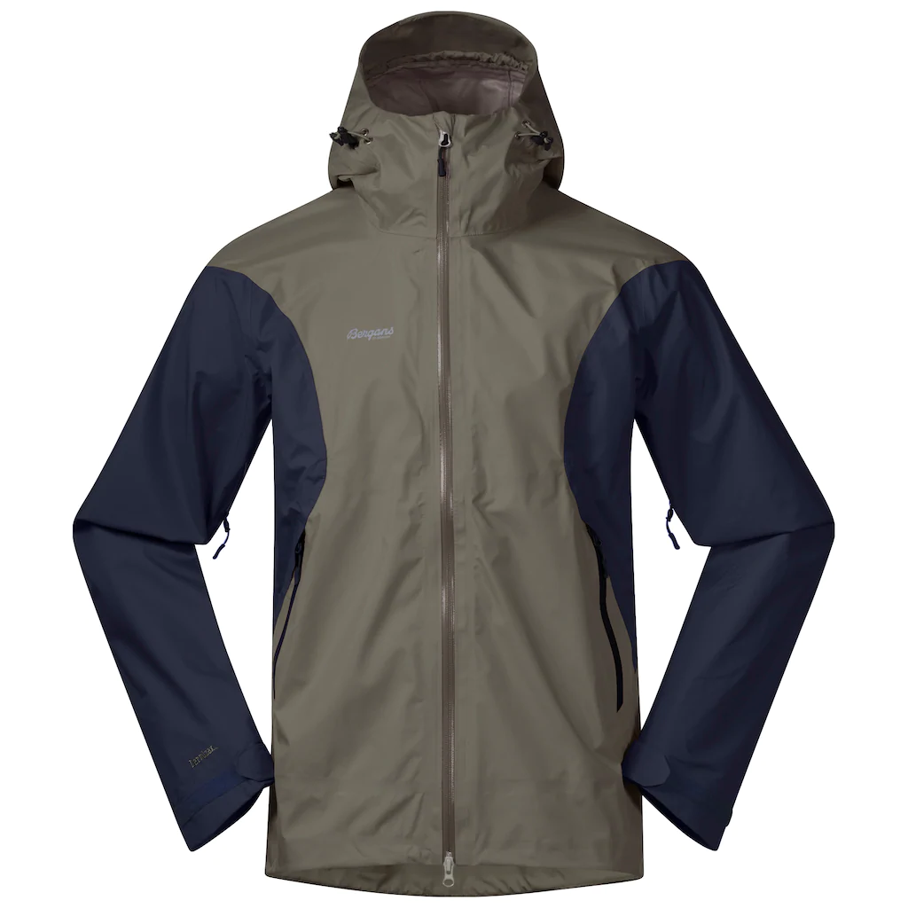 "Bergans ""Letto Jacket"" - green/navy"