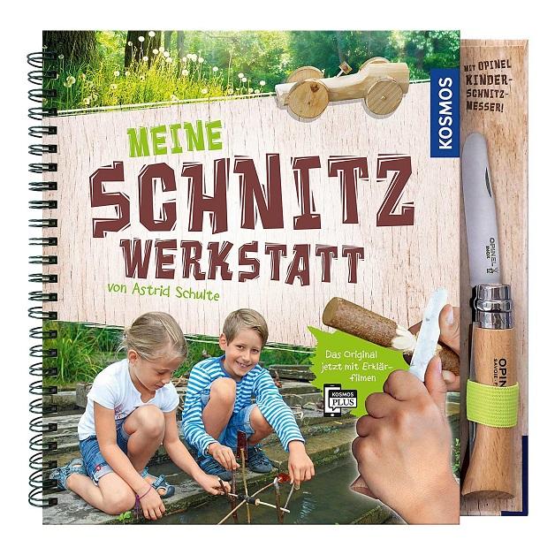 """Opinel """"Meine Schnitzwerkstatt"""""""
