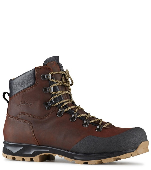 """Lundhags """"Stuore Ms Mid"""" - chestnut"""