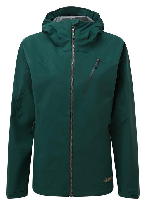 "Sherpa ""Makalu Jacket Ws"" - rathna green"