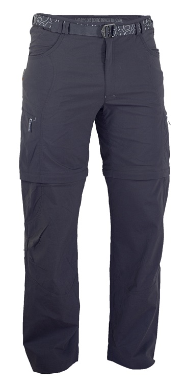 "Warmpeace ""Fording Zip-Off Pants"" - iron"