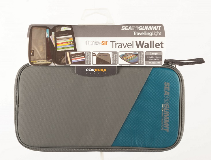 "Sea to Summit ""Travel Wallet RFID Medium"" - blue"