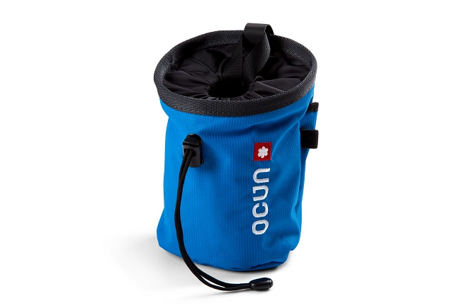 "Ocun Chalkbag ""Push + Belt""- marine twist"