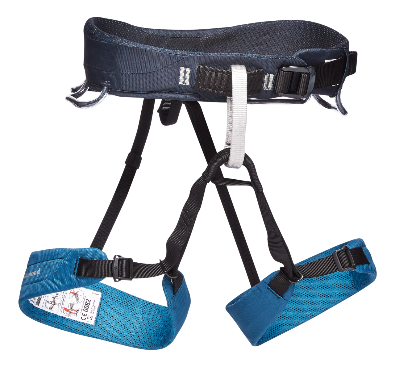 "Black Diamond ""Momentum Harness M´s"" - Astral Blue"