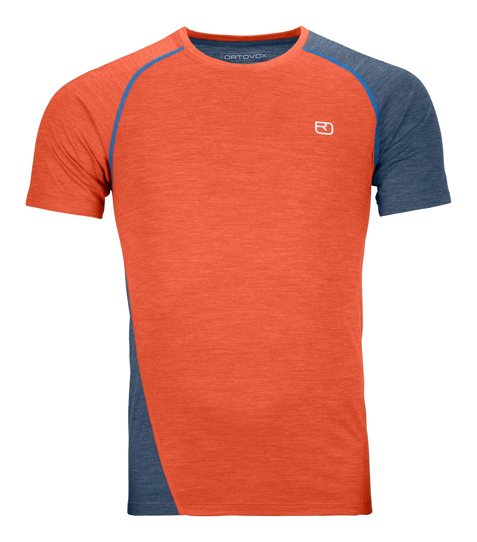 """Ortovox """"120 Cool Tec Fast Upward TS M"""" - orange"""