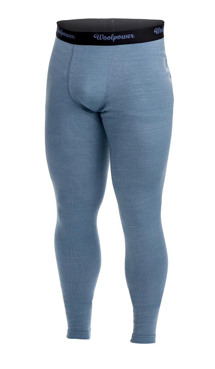 "Woolpower ""Lite Long Johns Man"" - nordic blue"