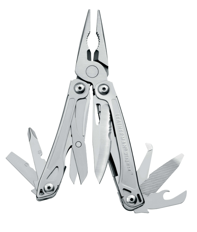 "Leatherman ""Wingman"""