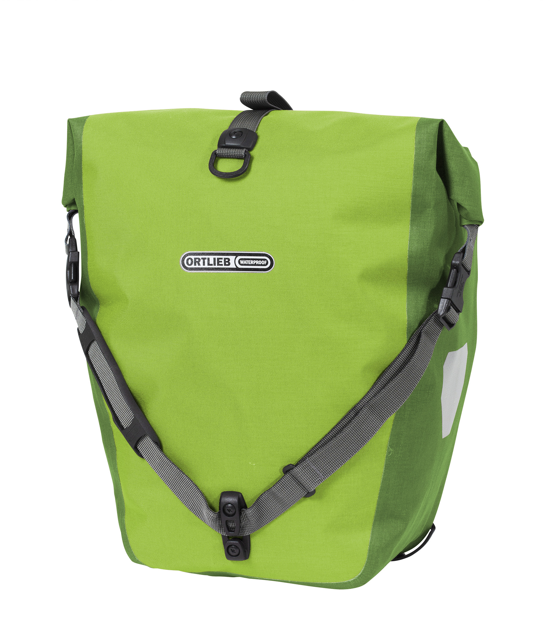 "Ortlieb ""Back Roller Plus"" - lime/ moss"