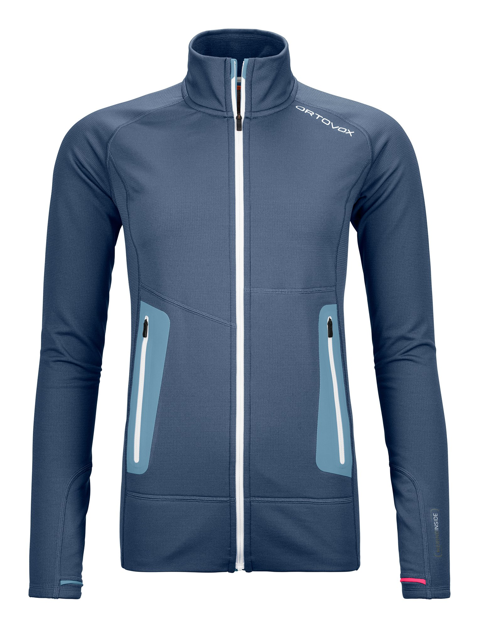 "Ortovox ""Fleece Light Jacket W"" - night blue"