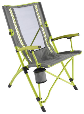 "Coleman ""Campingstuhl Bungee"" - lime"