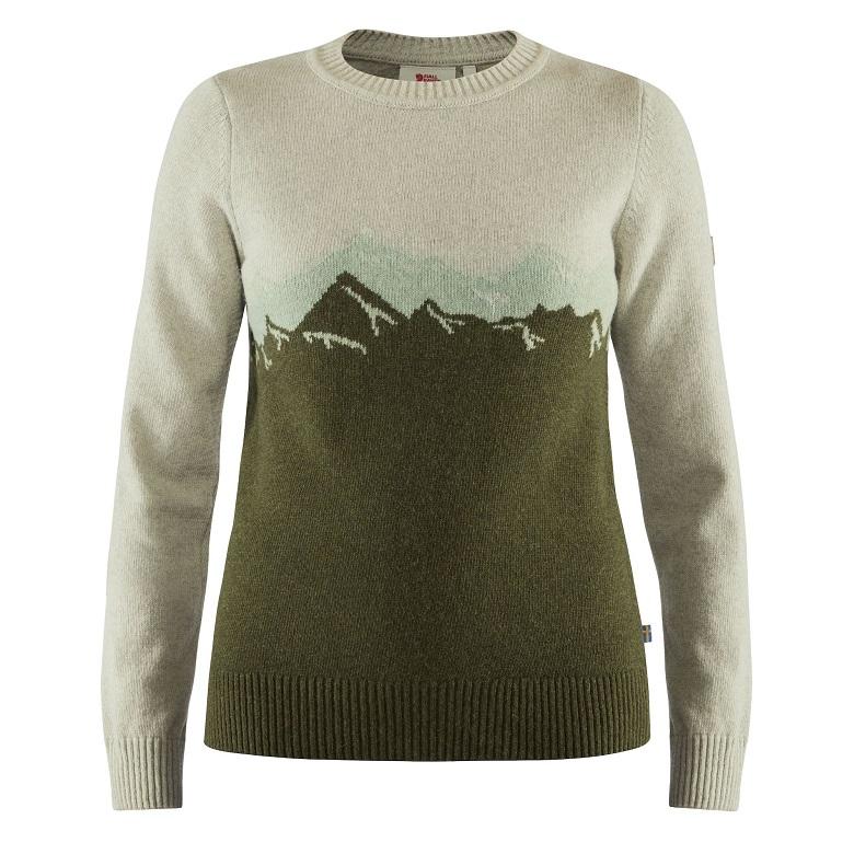 "Fjällräven ""Greenland Re-Wool View Sweater"""