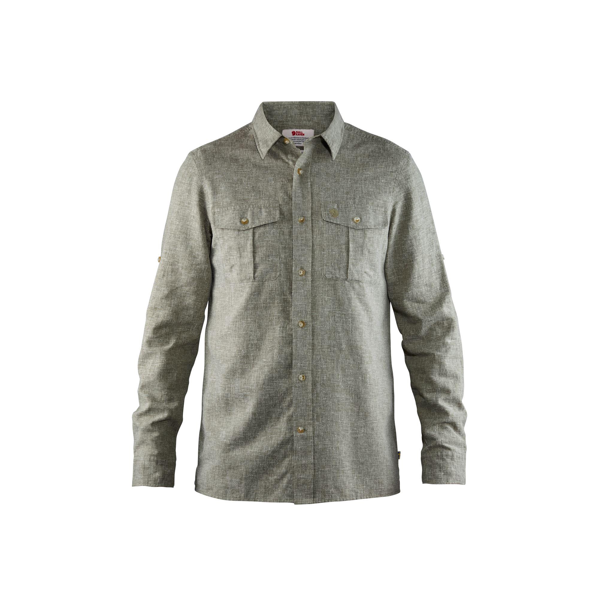 """Fjällräven """"Övik Travel Shirt LS M"""""""
