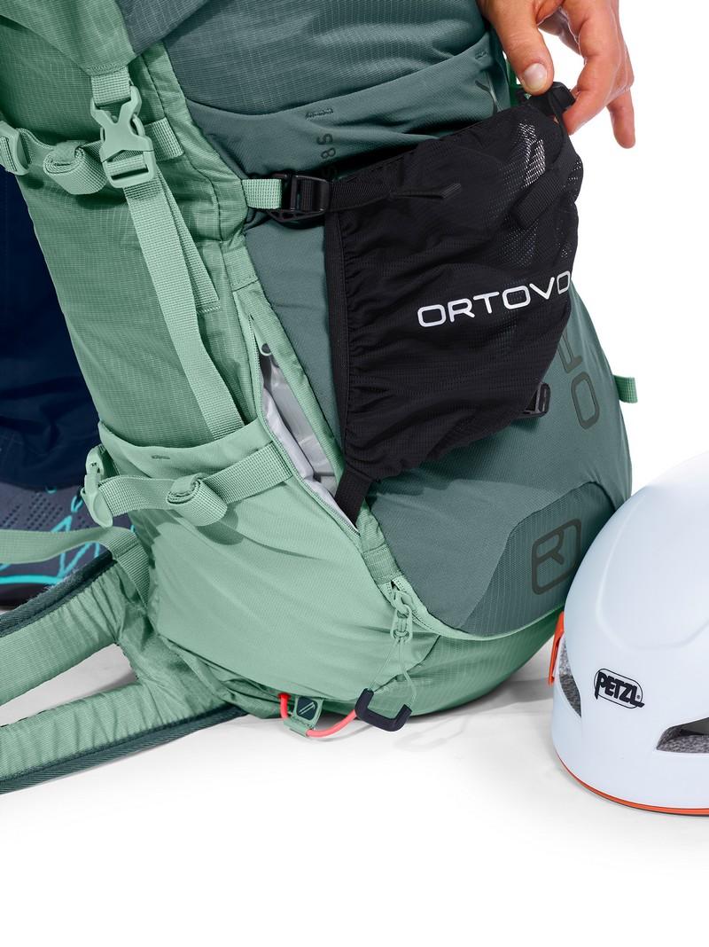 "Ortovox ""Traverse 28 S"" - green dust"