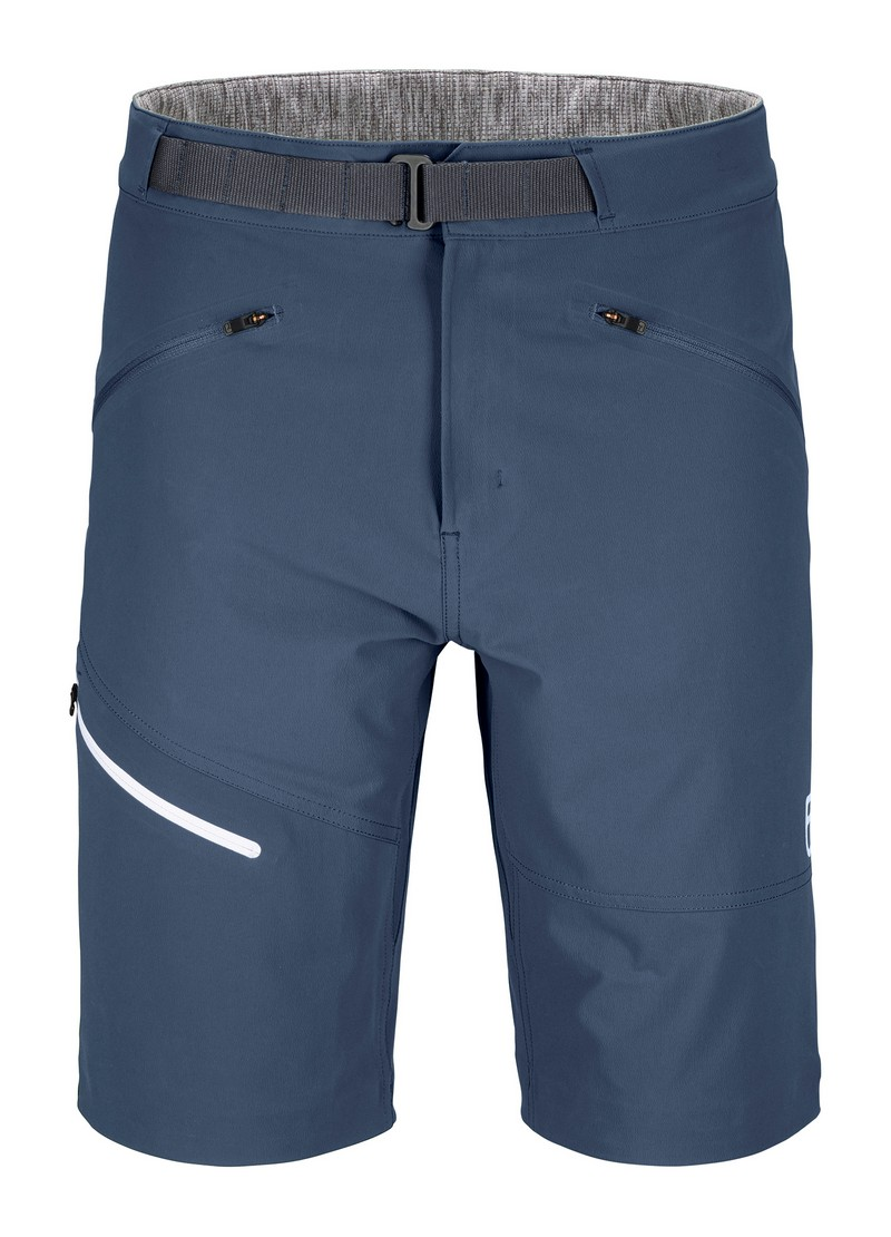 "Ortovox ""Brenta Shorts M"" - blue lake"