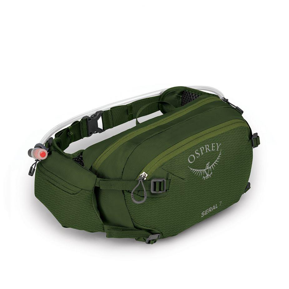 """Osprey """"Seral 7"""" - dustmoos green"""