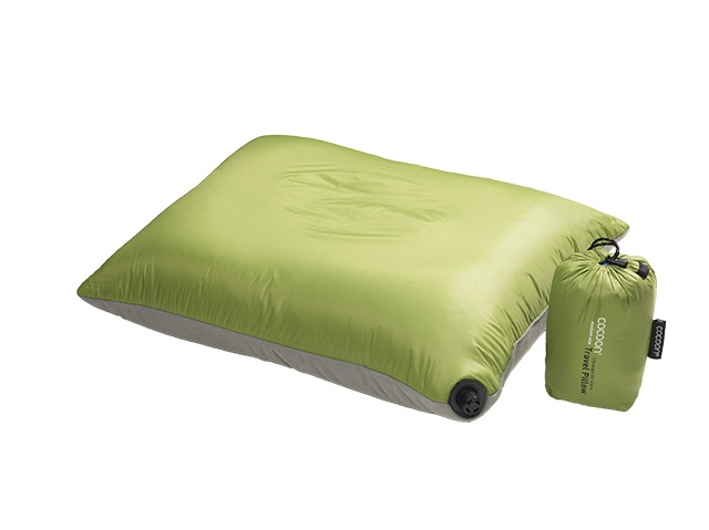 "Cocoon ""Air Core Pillow UL"" - wasabi"