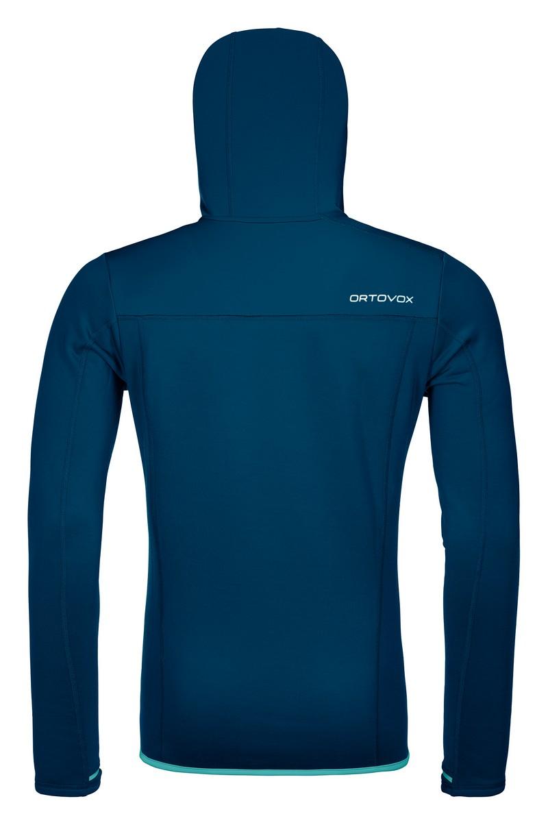 "Ortovox ""Fleece Hoody M"" - petrol blue"
