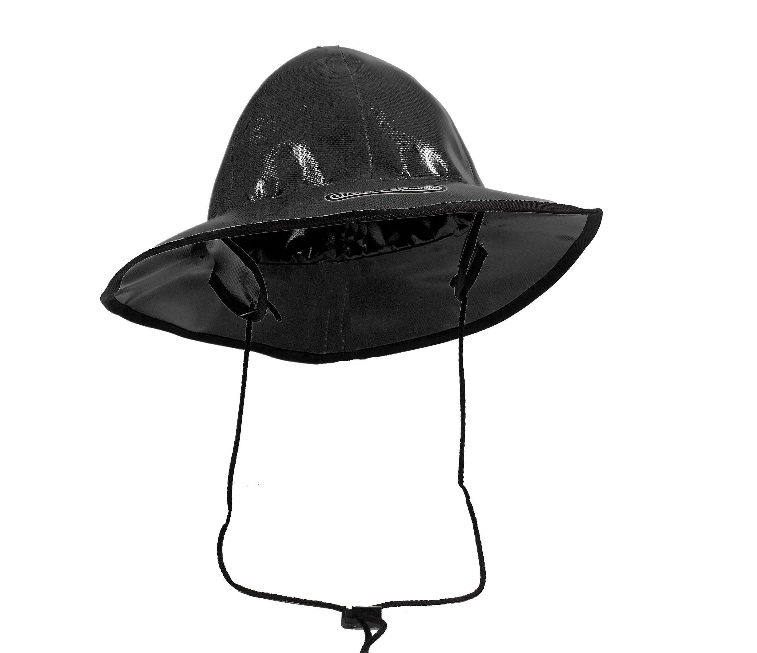 """Ortlieb """"Rain-Hat"""" - Black"""