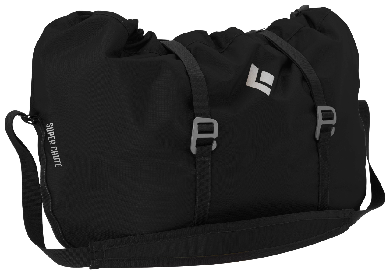 "Black Diamond ""Super Chute Rope Bag""- Black"