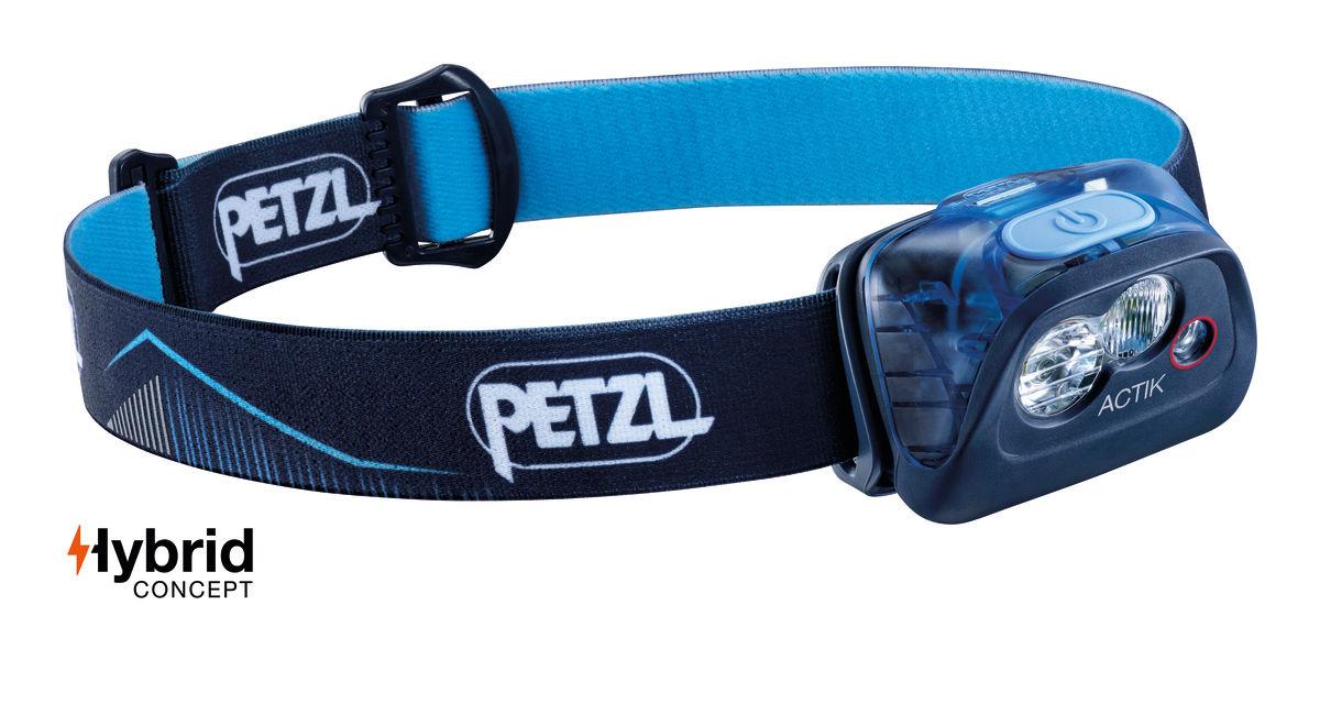 """Petzl """"Actik"""" - Blau"""