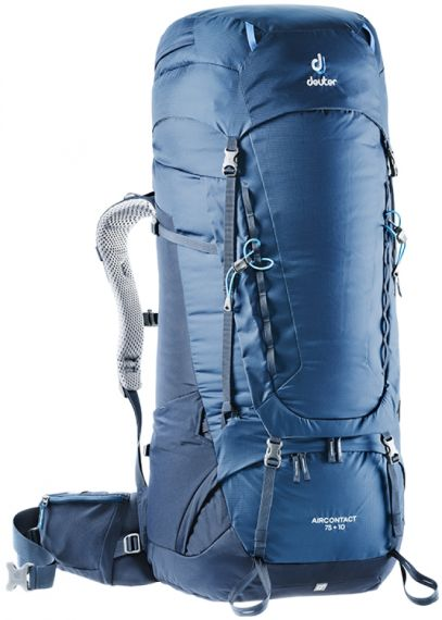 "Deuter ""Aircontact 75 + 10"" - midnight"