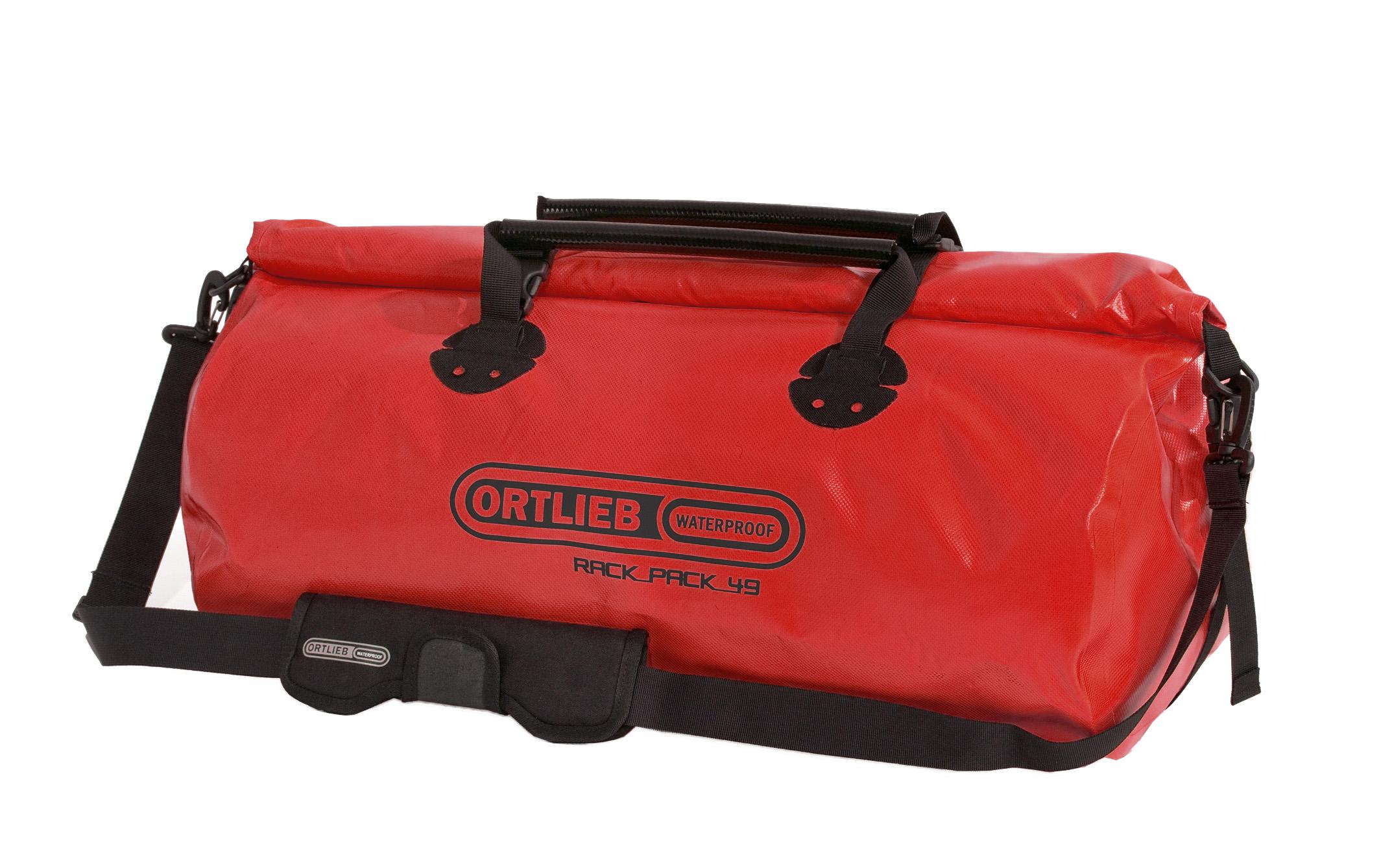 """Ortlieb """"Rack-Pack"""" - Red"""