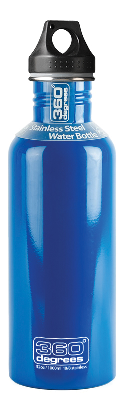 "360 Degrees ""Drink Bottle 1000ml"" - blue"