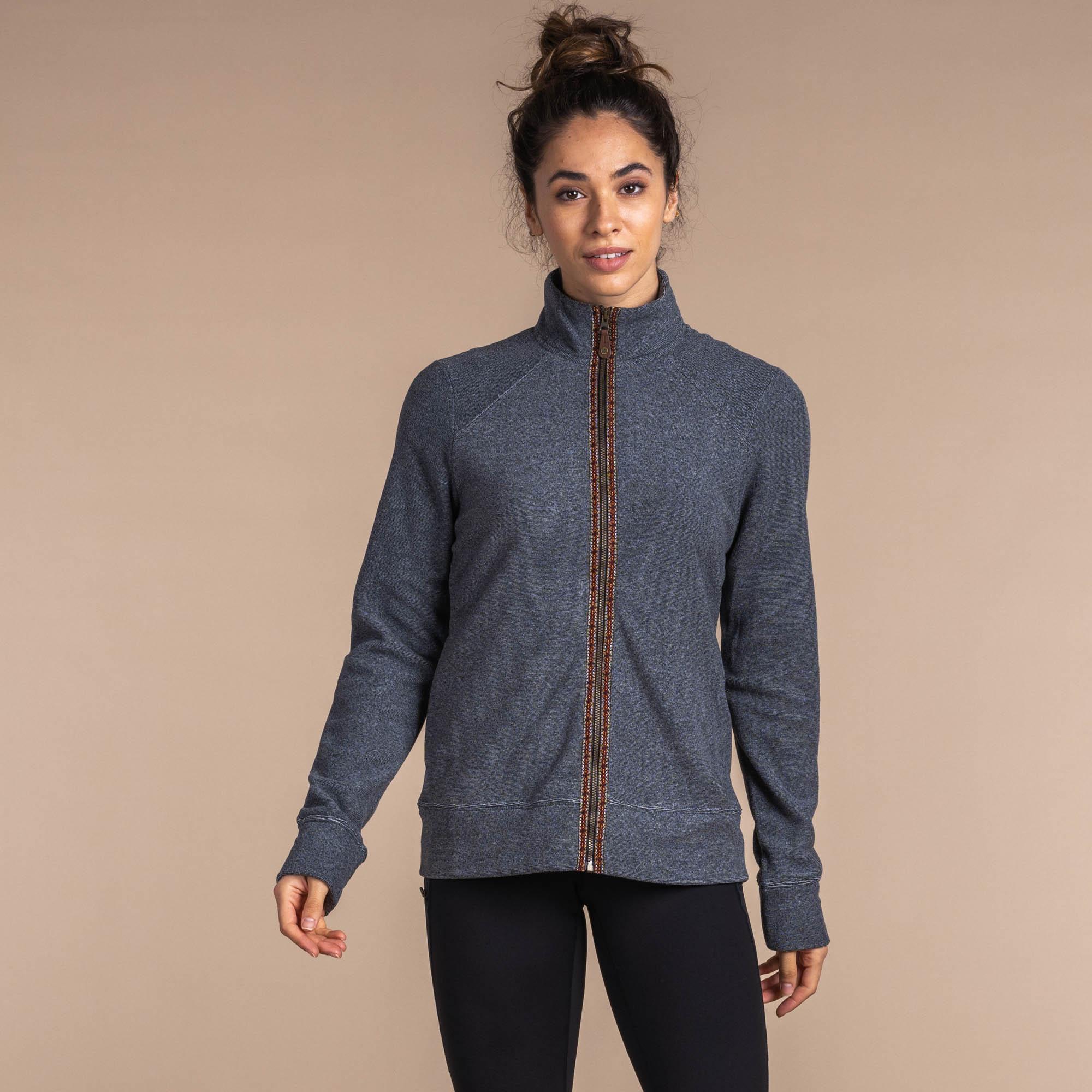 """Sherpa """"Rolpa Jacket Ws"""" - neelo blue"""