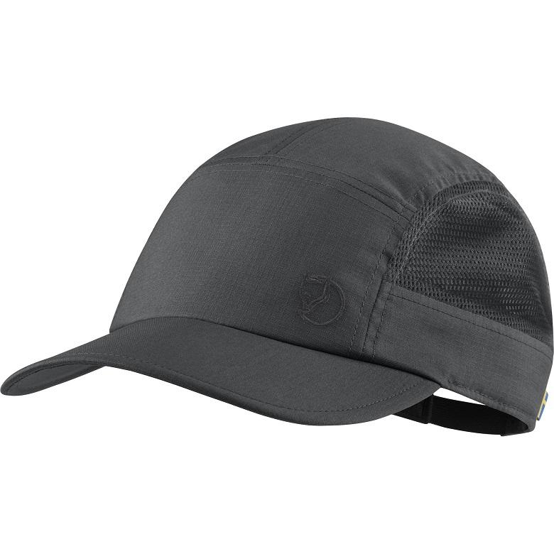 """Fjällräven """"Abisko Mesh Cap"""" - super grey"""