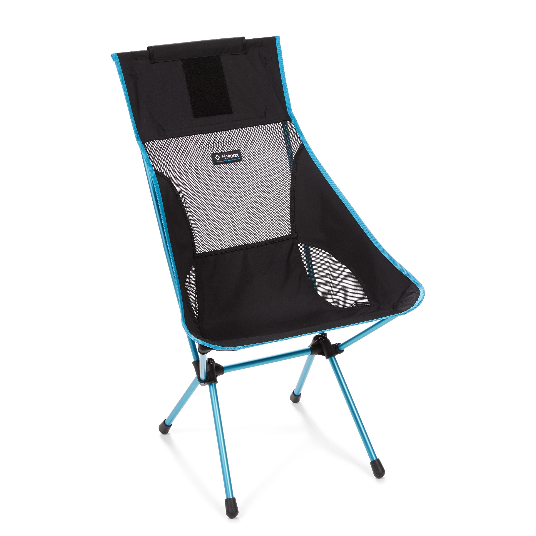 "Helinox ""Sunset Chair""- black/blue"