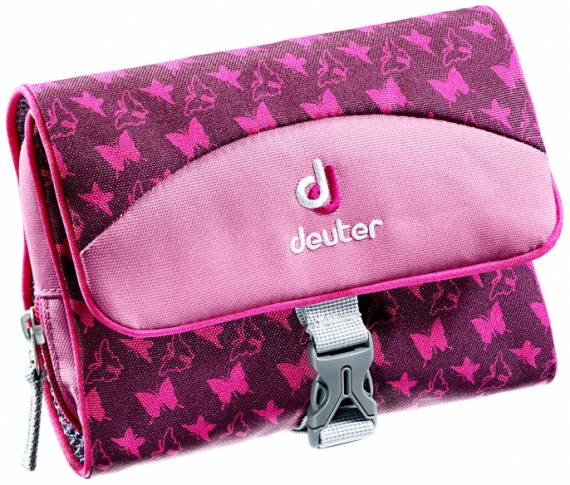 "Deuter ""Wash Bag - Kids"" - magenta"