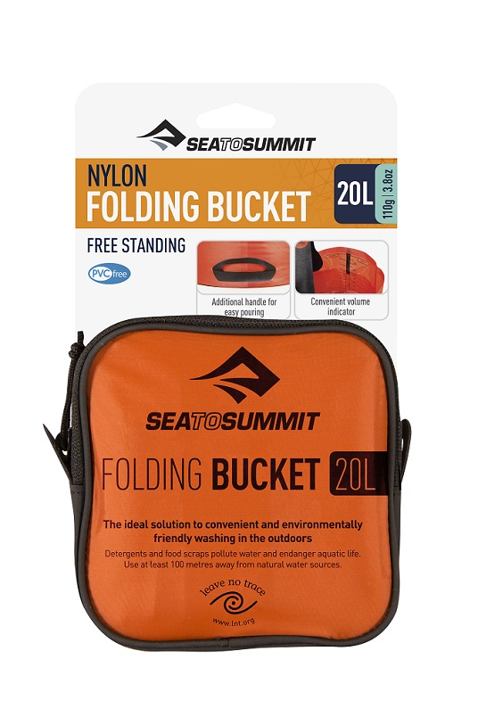 "Sea to Summit ""Folding Bucket"" - 20 Liter"