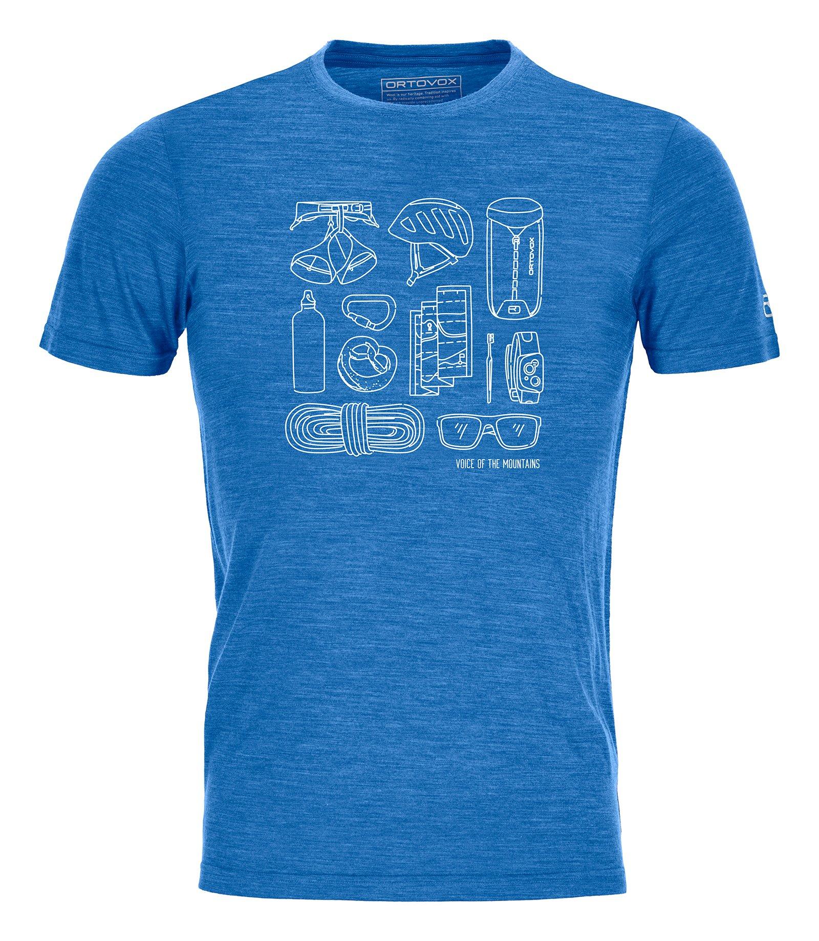 "Ortovox ""120 Cool Tec Puzzle T-Shirt M"""