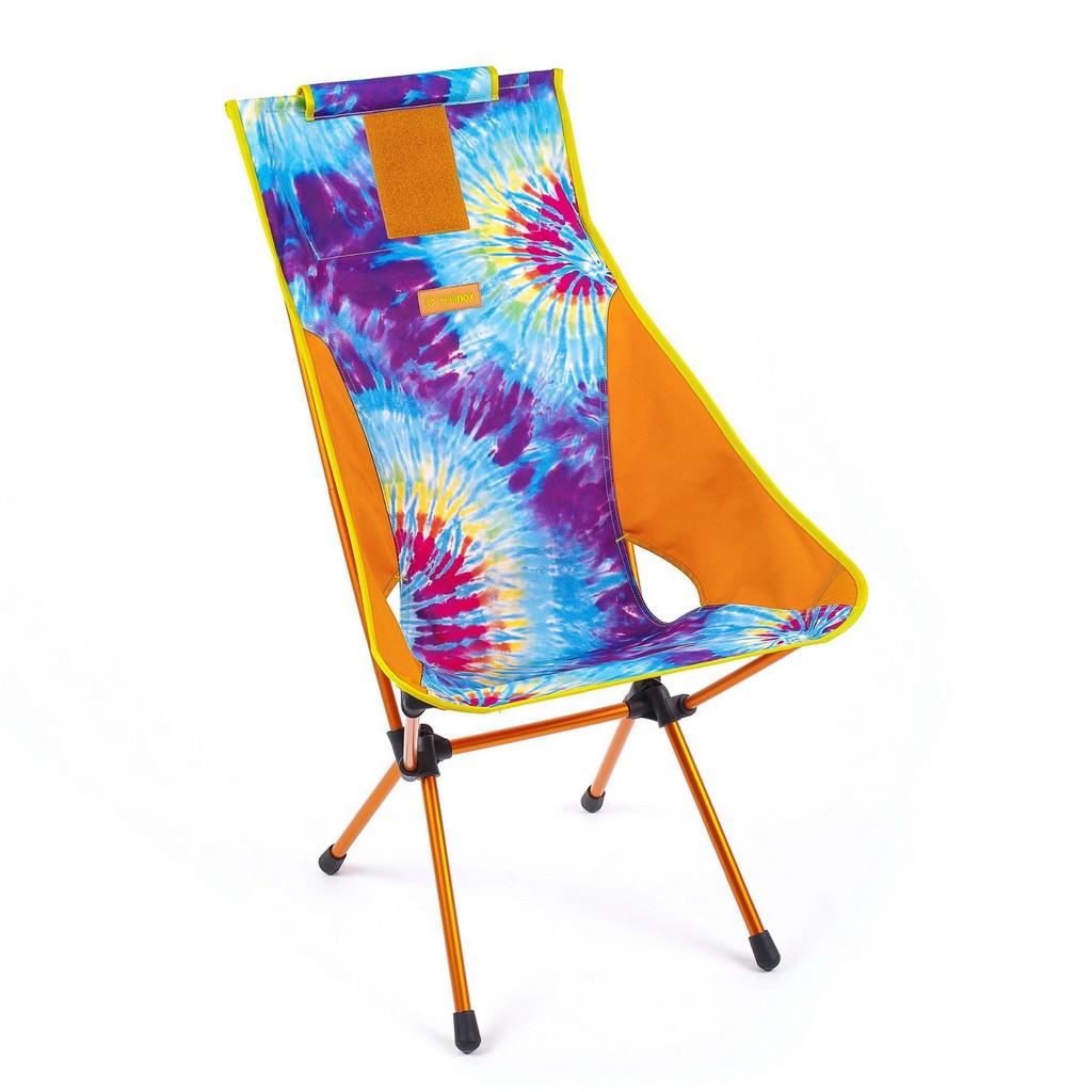 """Helinox """"Sunset Chair"""" - tie dye"""