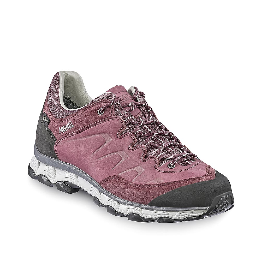"Meindl Multifunktionsschuh ""Formica Lady GTX"" - aubergine"