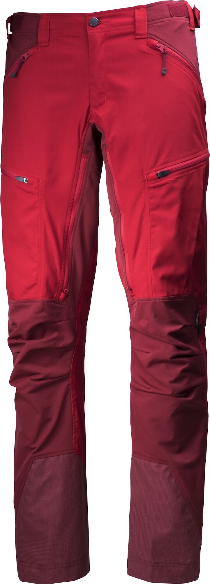 "Lundhags ""Makke Ms Pant"" - red"