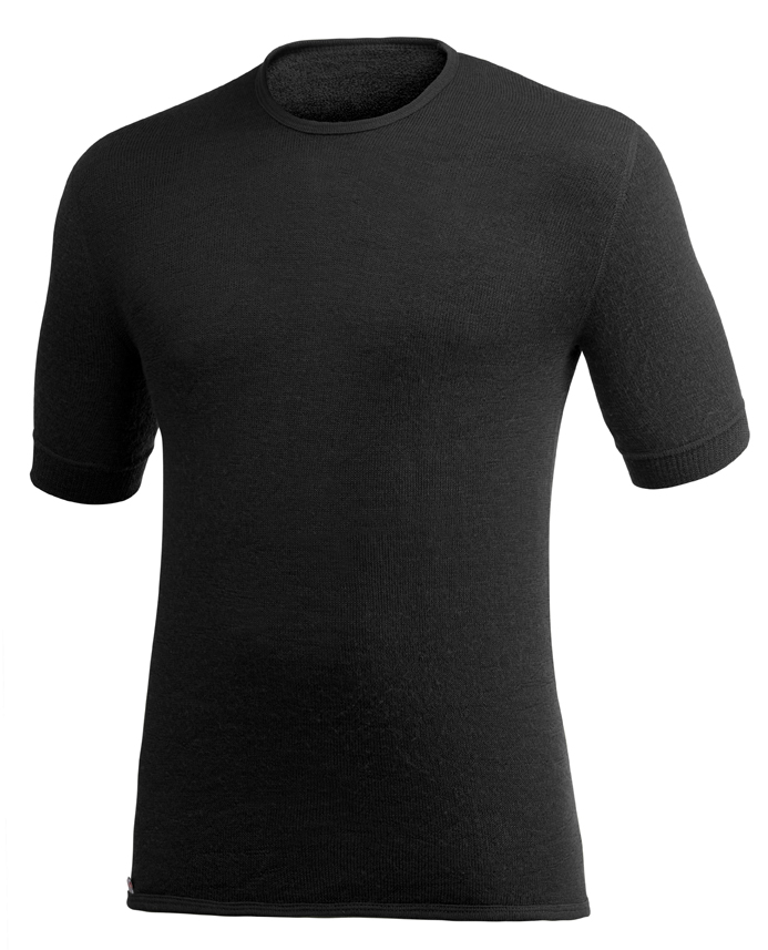 "Woolpower ""200 T-Shirt"" - black"
