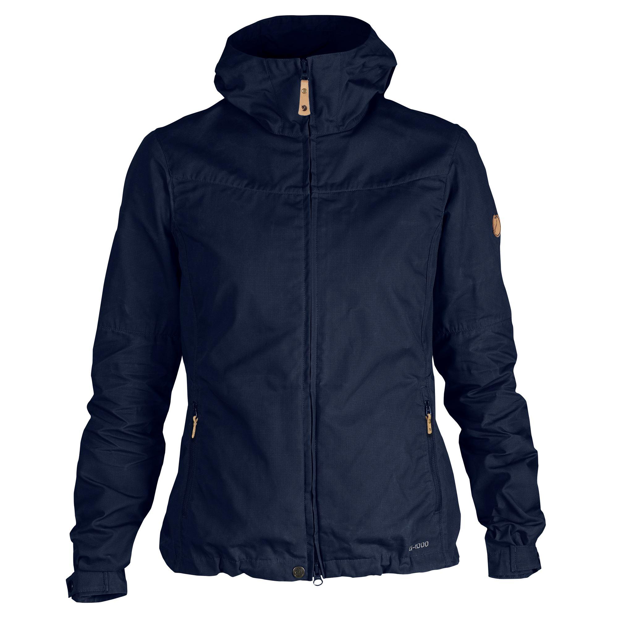 "Fjällräven ""Stina Jacket W"" - navy"