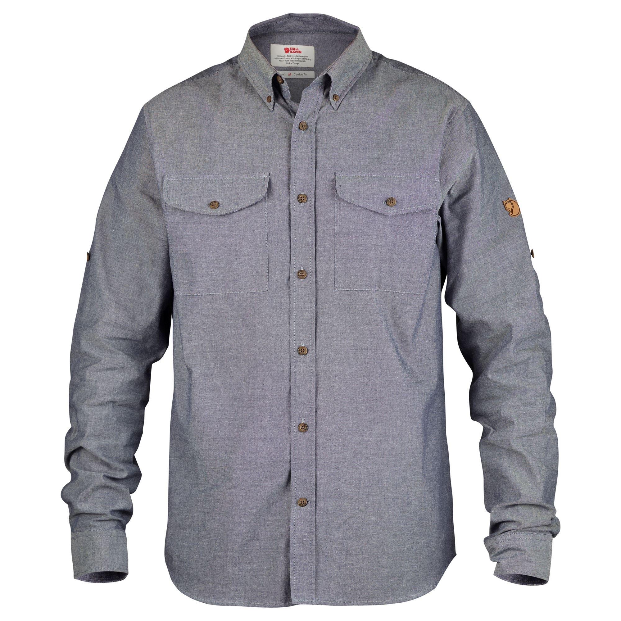 """Fjällräven """"Övik Chambray Shirt M"""""""