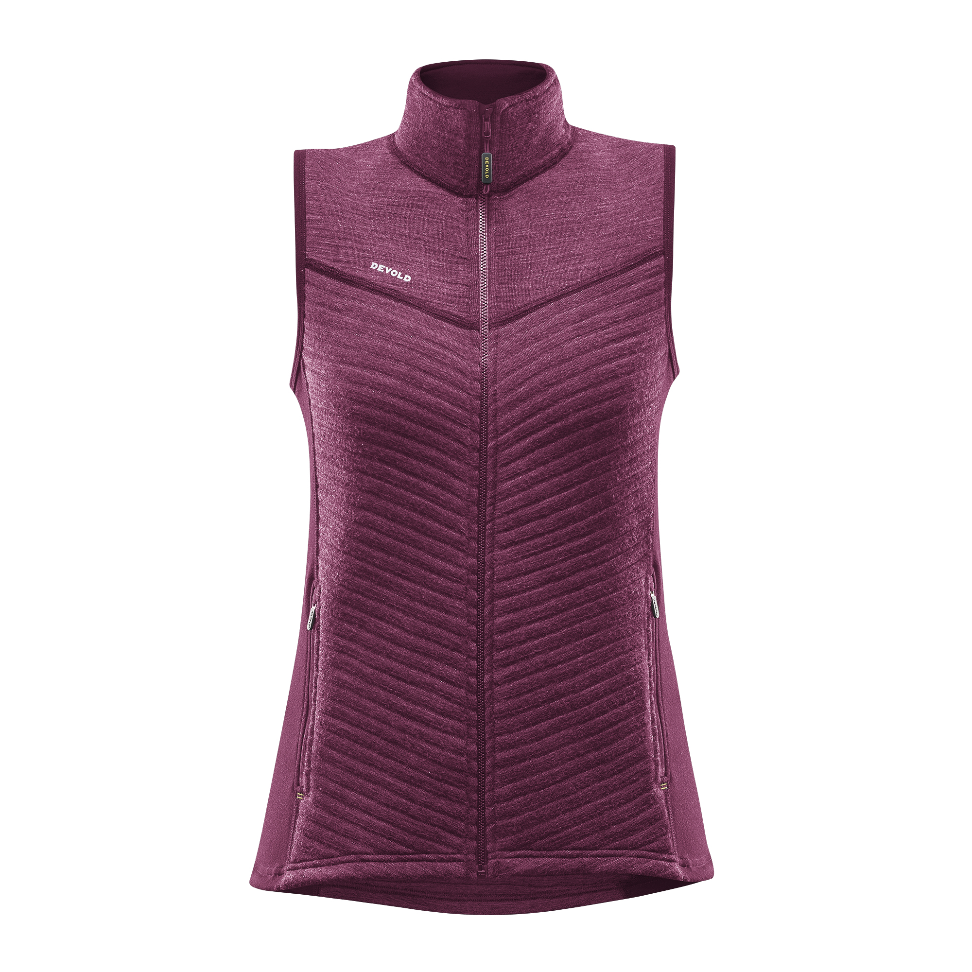 "Devold ""Tinden Spacer wm Vest"" - plum"