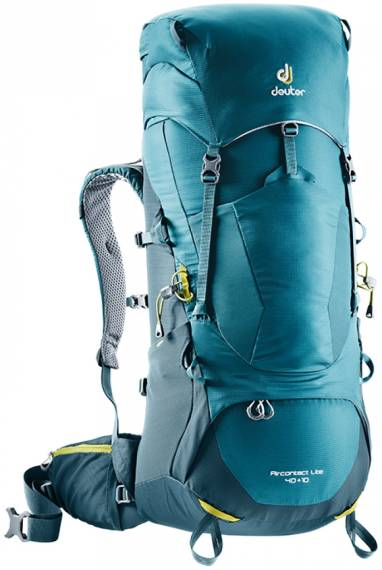 "Deuter ""Aircontact Lite 40 + 10"" - denim"