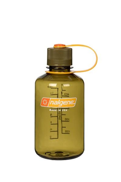 """Nalgene """"Everyday Enghals 0,5L"""" - oliv"""