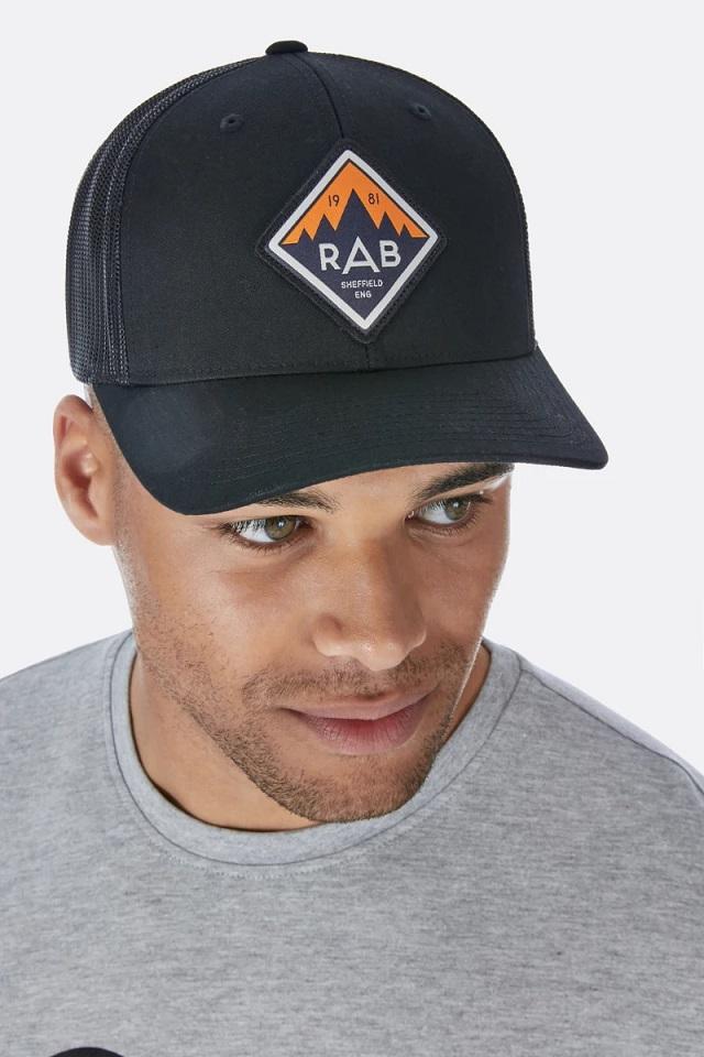 "Rab ""Freight Cap"" - black"