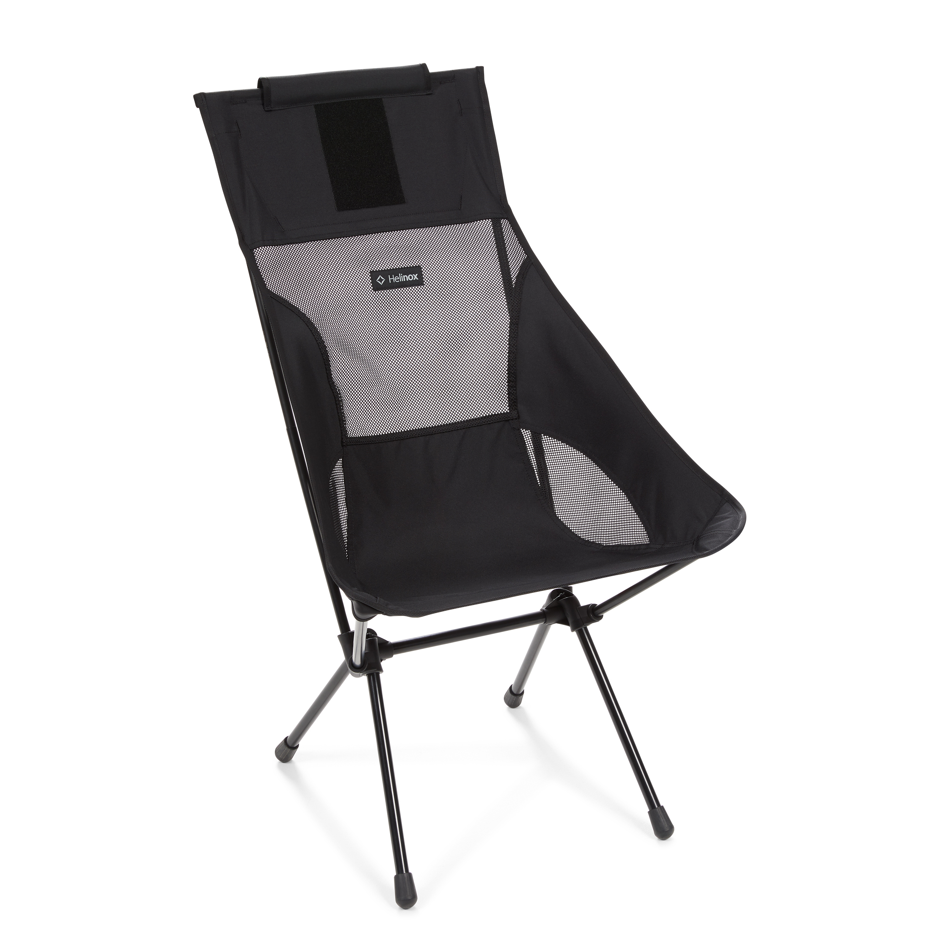 "Helinox ""Sunset Chair"" - all black"