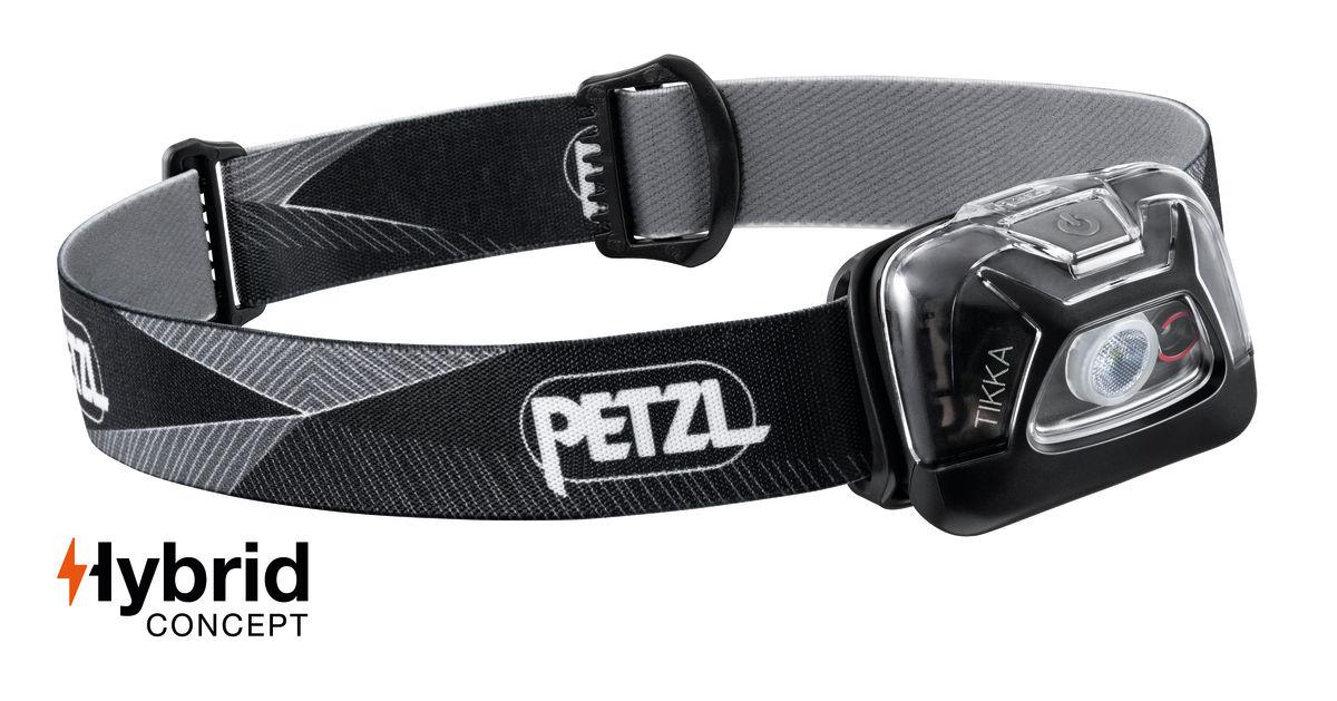 """Petzl """"Tikka"""" - Schwarz"""