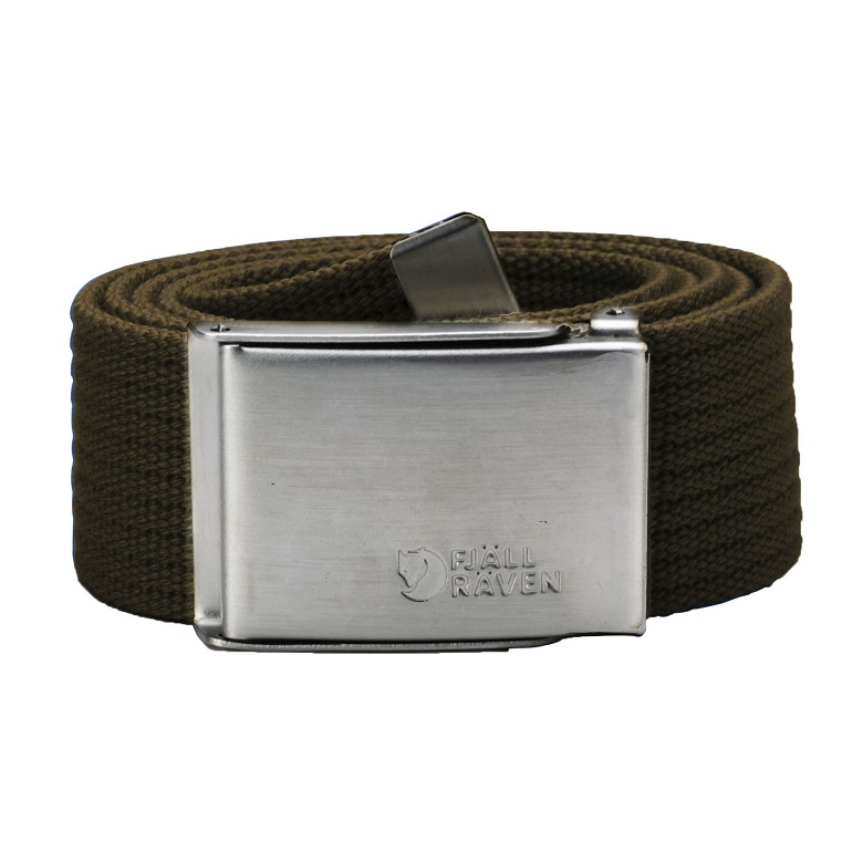 "Fjaellraven ""Canvas Belt"" - dark olive"